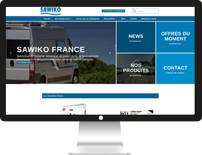 Sawiko France : Equipements et fournitures pour camping-car
